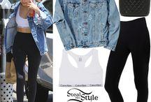 Calvin Klein bra outfitt