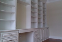 Home Office/Library / by Janice Benson