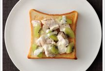 Sep 2016 / Everyday Toast ! / 【9月のトーストカレンダー】毎日トースト!