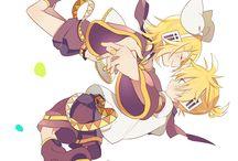 Vocaloid Rin Ren