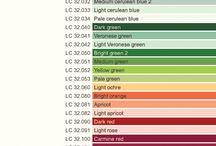 Colours in Design