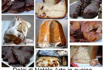 cucina dolci e ricette natale