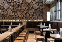 Design. Ideas for Food and Drinks place,  Restaurants, Bars & Pubs.