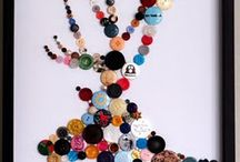 Button overload / by Mallory Bennett