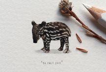 Endangerd animal