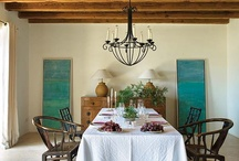 dining rooms / by Grace Lissauer