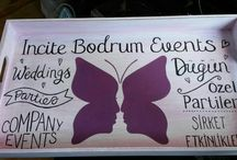 incite Bodrum Weddings and events
