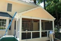 Raleigh Windows & Siding - Home / We are the Triangle's Trusted Choice for Windows, Siding, Painting, and about anything else on the exterior. We have extensive experience and many many delighted customers in Cary, Raleigh, Apex, Morrisville, Holly Springs, and the surrounding area. We use the Best Materials and and Best Workers – Period.