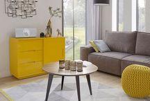 Ny leilighet - stue