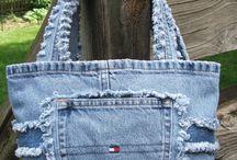 bolsos de jean