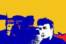 Graphics John Lennon