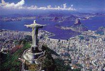 Rio de Janeiro, Paris , Venice and Florence