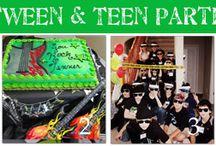Party:  TWEEN & TEEN