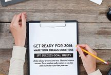 Planner / Make your life (easier?!) memorable?!