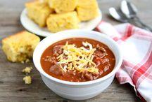 Soups, Stews, & Chilis