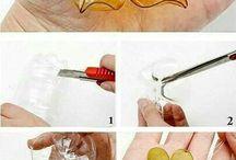 Ιδέες με πλαστικά μπουκάλια