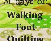 Quilts_Walking foot