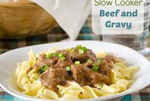 Food: Mains: Crock Pot or Bake / Food that can be made quick or easy but still be healthy