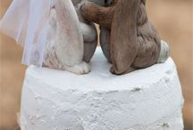 Rabbit Wedding - Easter Themed Wedding