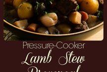 pressure pot recipes