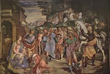 Peterzano Simone / Storia dell'Arte Pittura  16° sec. Simone Peterzano  1540-96