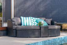 Outdoor sofa / Tofs