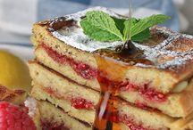 Keto Diet Recipes - Waffles