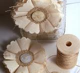Crafts - Burlap/Twine/Muslin Crafty... / by Lynn