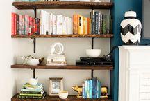 Home Inspiration - Shelf