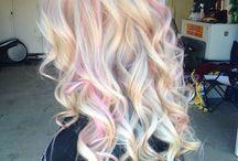 Girls hair / by Samantha Frerichs
