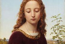 Paintings / Nice portrait