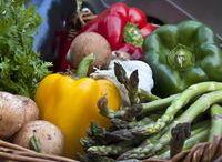 Cuisine végétarienne / Une cuisine végétarienne pleine d'idées, des petits plats qui ne manquent ni de couleurs ni de saveurs.