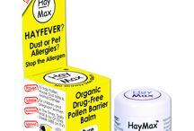 Hay Max / Crema HAY MAX functioneaza ca o bariera impotriva alergenilor.