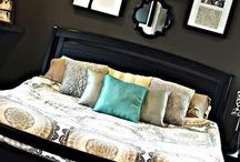 Bedroom Ideas / by Amber Furst
