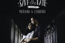 Save the Date / Idéias para 'Save the Date'.