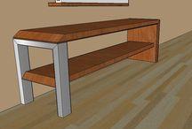 Ontwerp tafels op maat