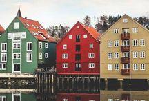 Norway and Switzerland