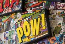 Super Hero Stuff / by Christina Swenz