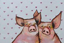 Hog Art