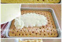 Desserts / by Melissa Harshbarger