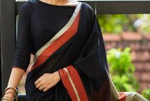 Elegant  Simple Sarees