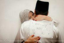 creative photos for prewed or couple