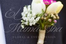 Prendidos - Floral pinned