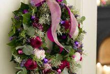 Wreaths  / Floral wreaths