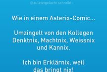 Asterix Comic