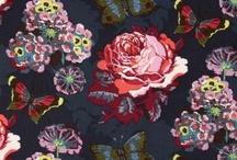 Fabrics / by Irene Baker/Maker