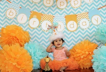 Birthday Party Ideas / by Jill Roberts