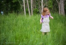 Child photography / Photos of children and creative photo shoots of kids