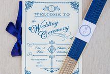 Wedding Invitations / Ideas