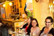 Restaurant Design / A look inside restaurants from around the world.